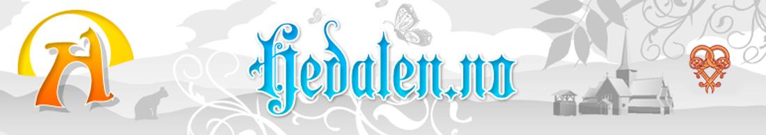 Hedalen sommer logo.