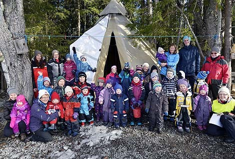 Barnehagen i Hedalen