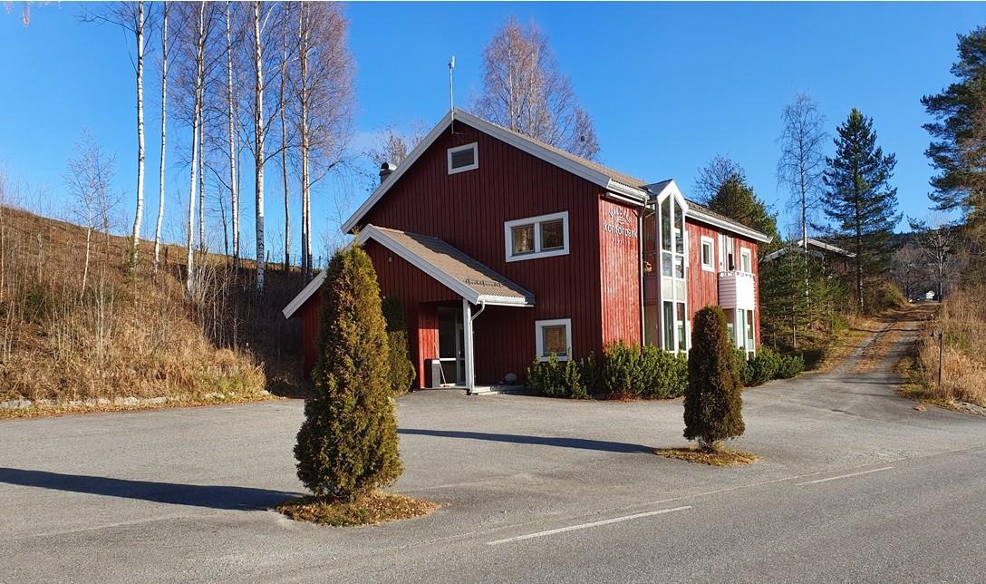 Valdres kontorpark, Hedalen