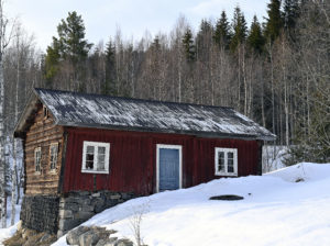 Nørre Storruste. Foto: Arne G. Perlestenbakken
