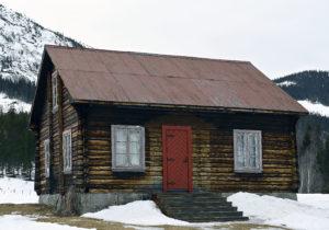 Brennheimen i Vestbygda. Foto: Arne G. Perlestenbakken