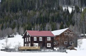 Kulterud i Vestbygda. Foto: Arne G. Perlestenbakken