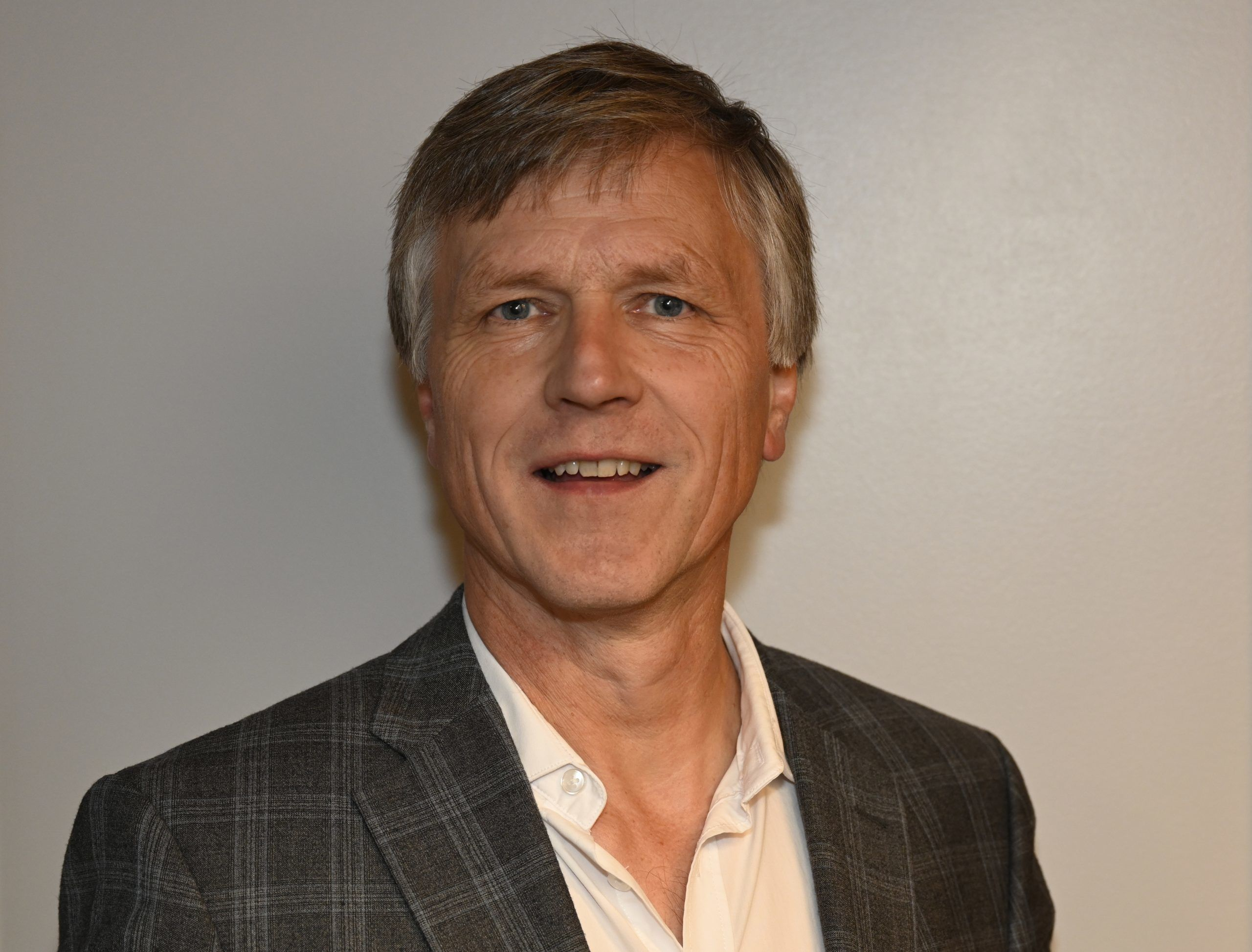 Olav Kristian Huseby. Foto: Arne G. Perlestenbakken