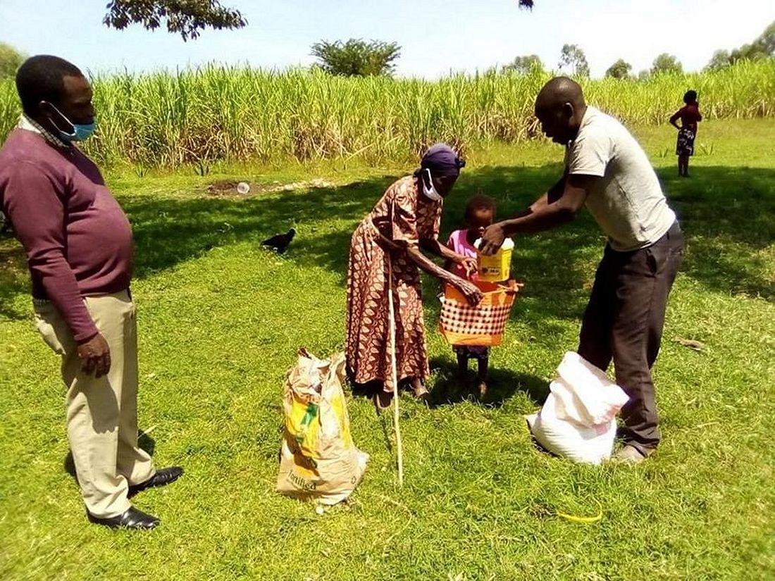 Lions hjelper barn i Afrika