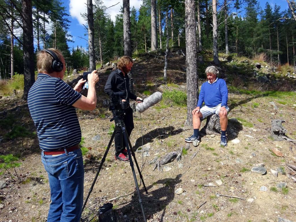 Intervju med Ola Dybwad Olsen