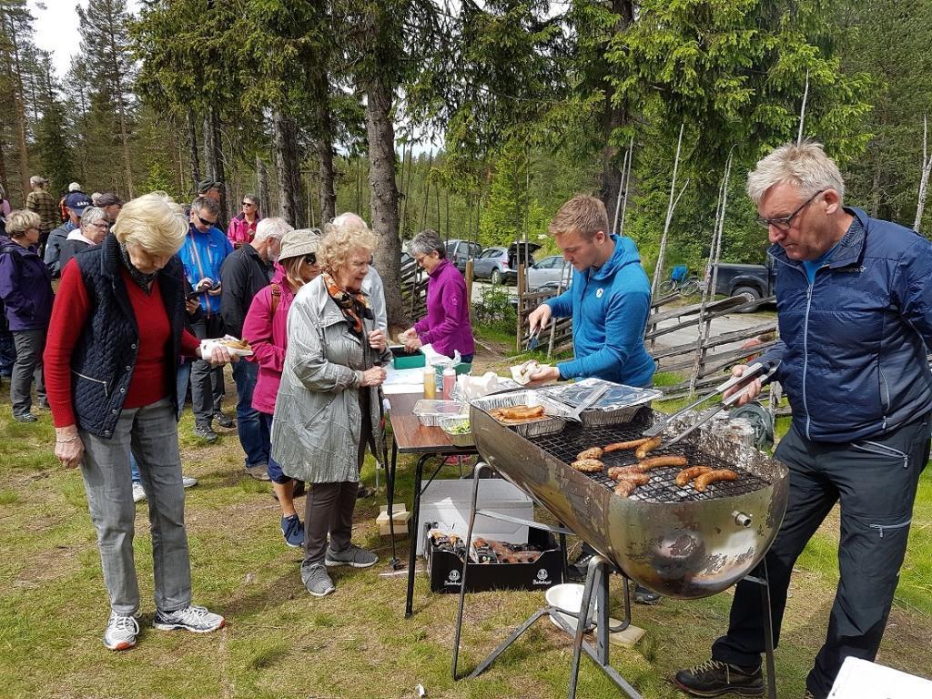 Frå Vassfardagen 2019. Foto: Arne G. Perlestenbakken