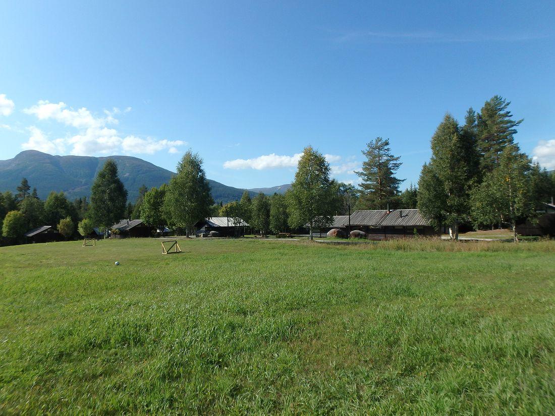 Vassfaret leirskole. Foto: Anne Ingunn Grønhaug