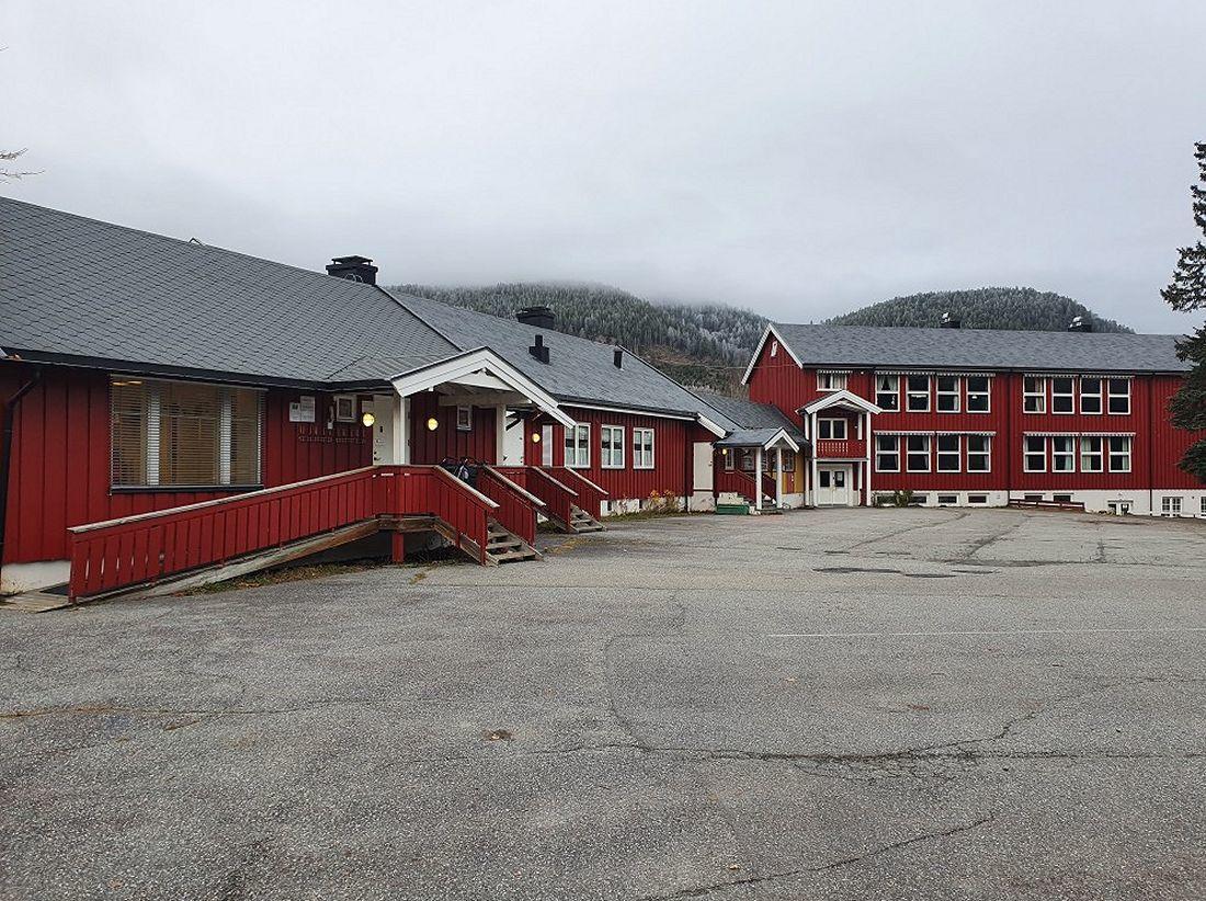 Begnadalen skole. Foto: Rune Stenslette