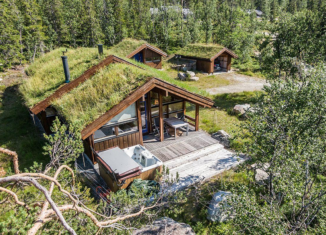 Hytte i Hedalsfjella