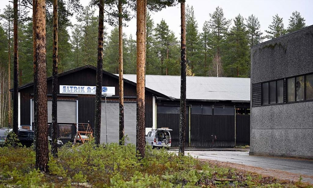 Eltrik AS. Foto: Arne G. Perlestenbakken