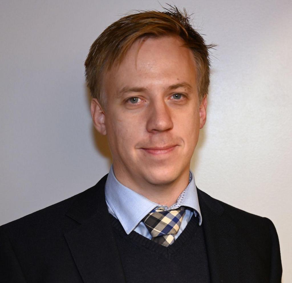 Mikael Olmhus. Foto: Arne G. Perlestenbakken