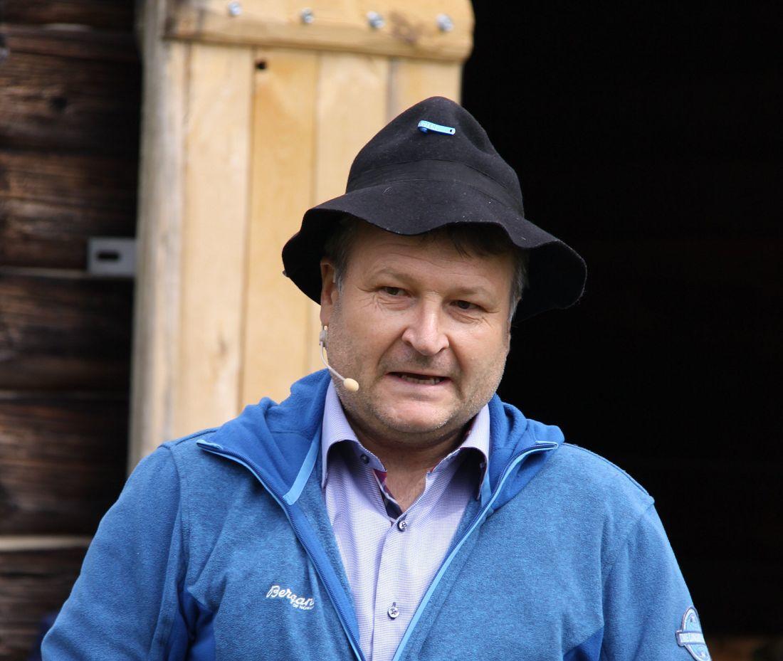 Lars Elsrud. Foto: Arne G. Perlestenbakken