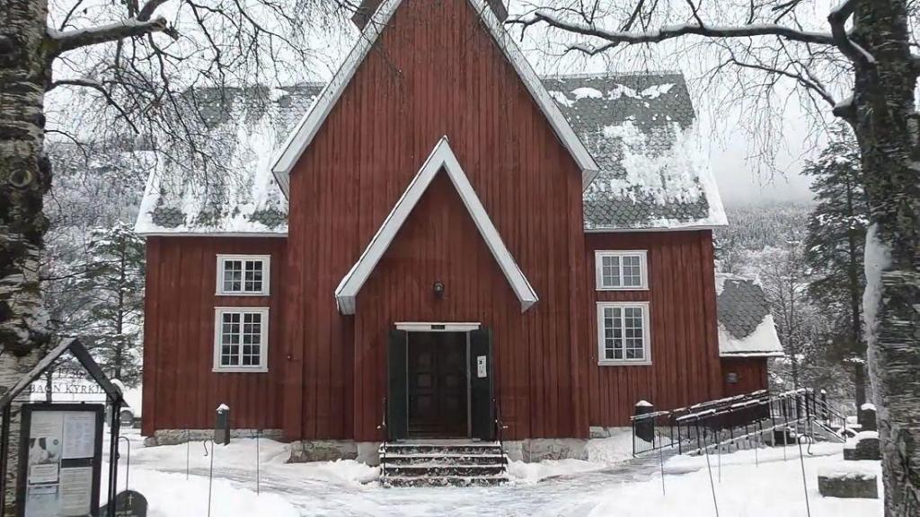 Bagn kirke