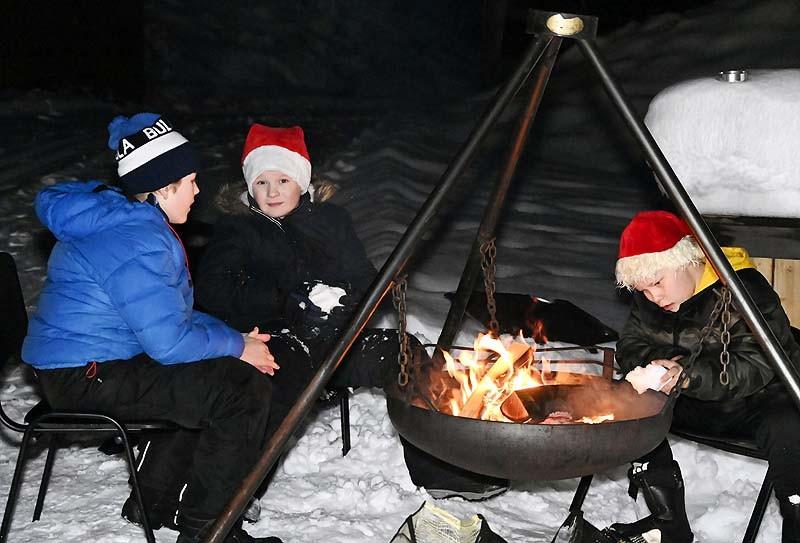 Julekonsert ved hoppbakken