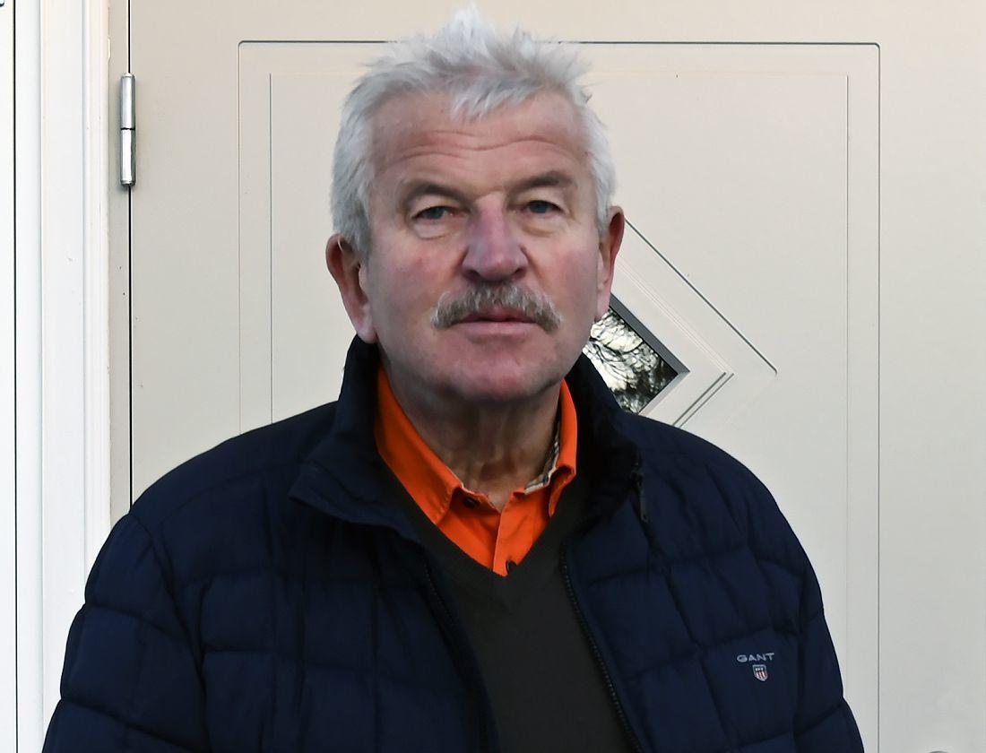 Elling Fekjær. Foto: Arne G. Perlestenbakken