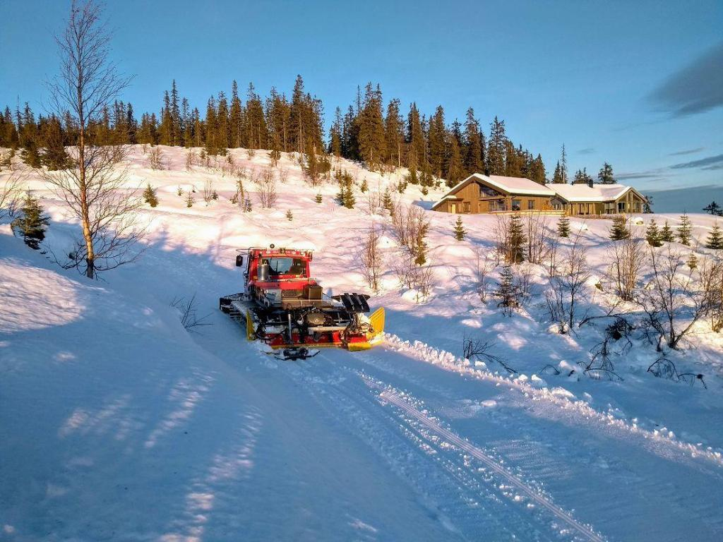 Hedalen Løypelag kjører opp 12 mil med høystandardløyper