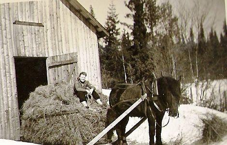 Forkjøring rundt 1940