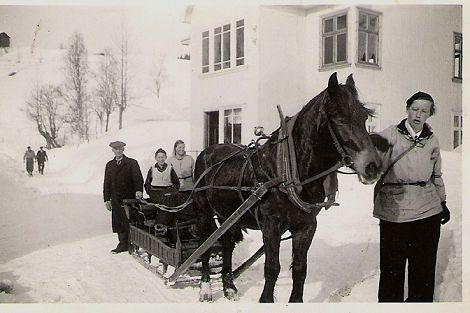 Fra Pålebyen rundt 1936