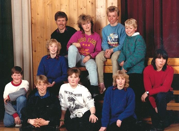 Avgangsklassen-1987