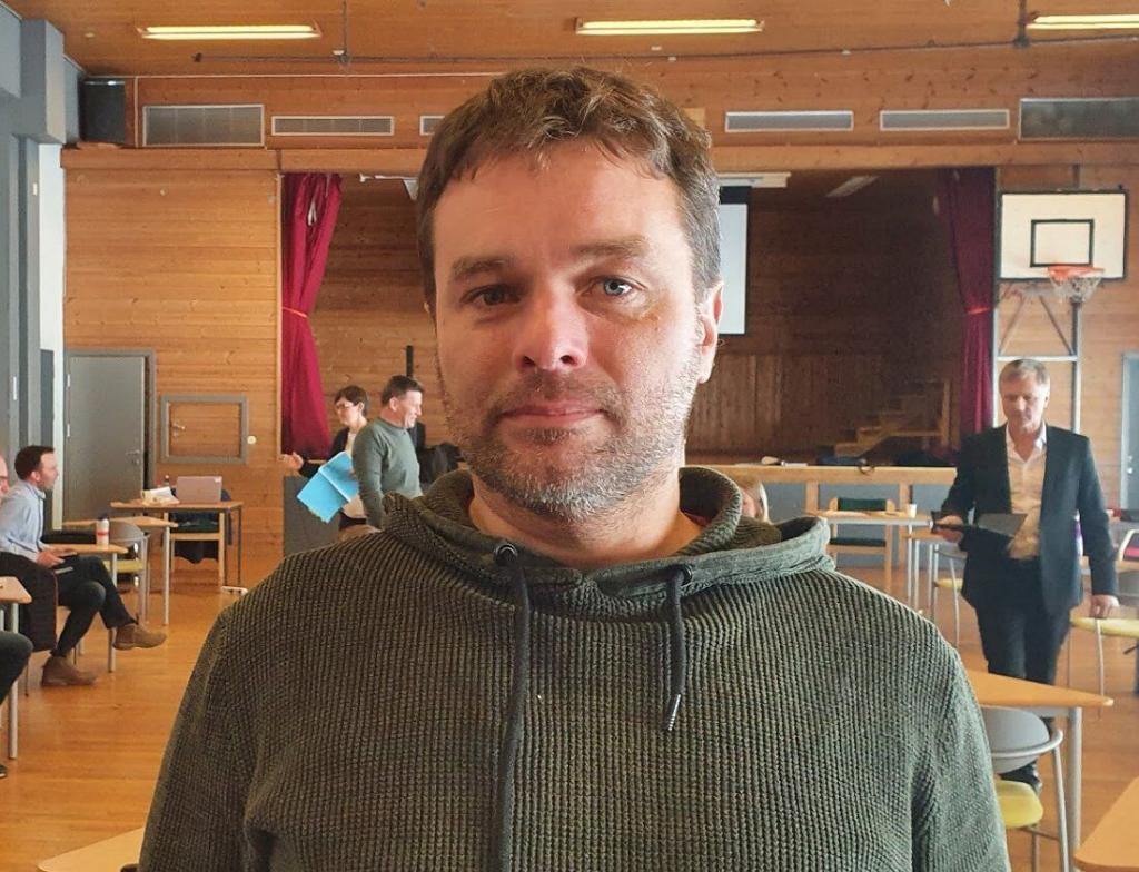 Saksbehandler Espen Nerødegård