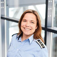 Laila Lien Østgård, brannsjef i Valdres brann og redning