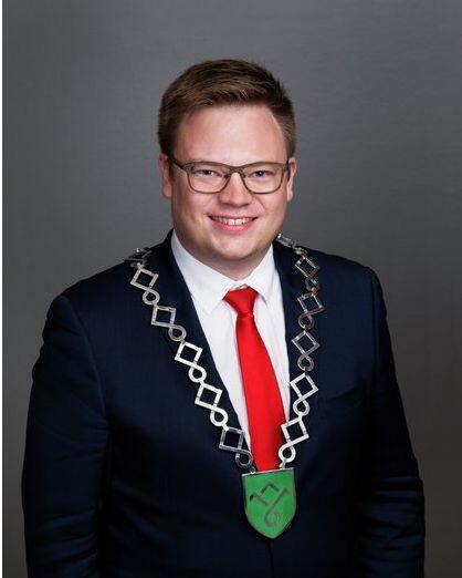 Fylkesordførar Even Aleksander Hagen. Foto: Kirsti Hovde / Innlandet fylkeskommune