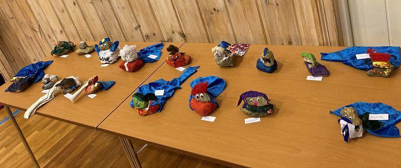 Kunst- og håndverksprodukter