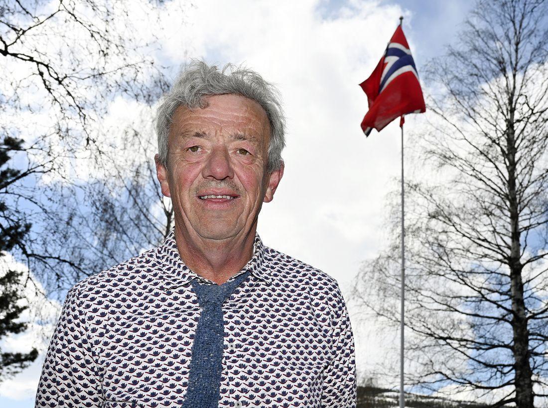 Edvin Fossholm. Foto: Arne G. Perlestenbakken