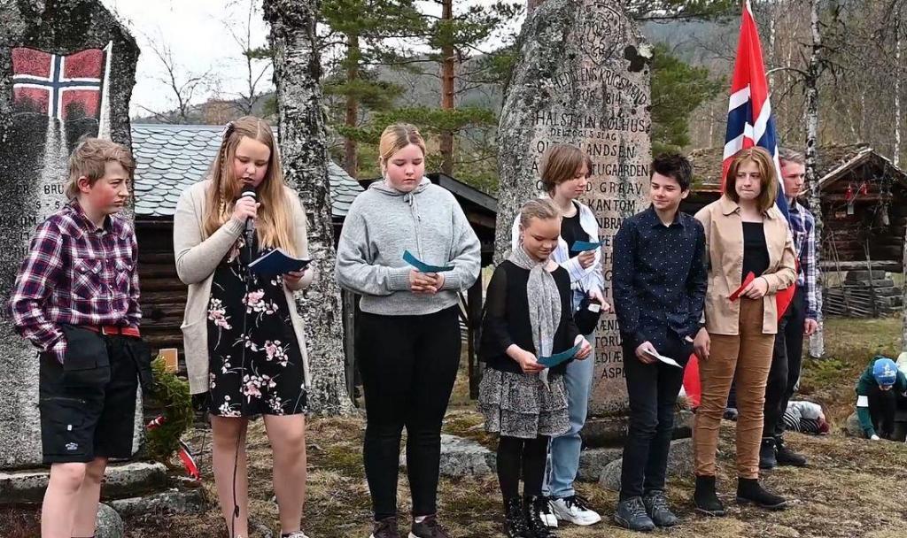 Skolens og barnehagens 17. mai-feiring 2021