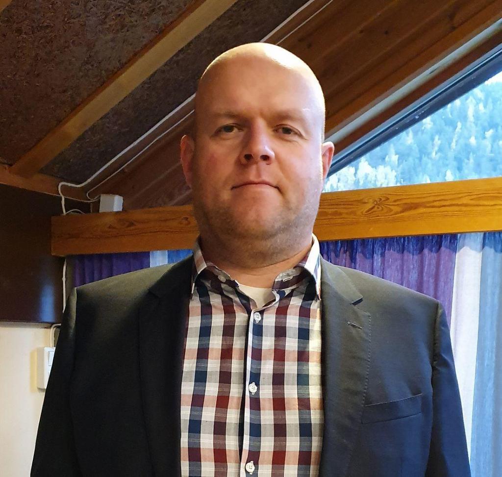 Lars Erik Thorsrud (Sp). Foto: Arne Heimestøl