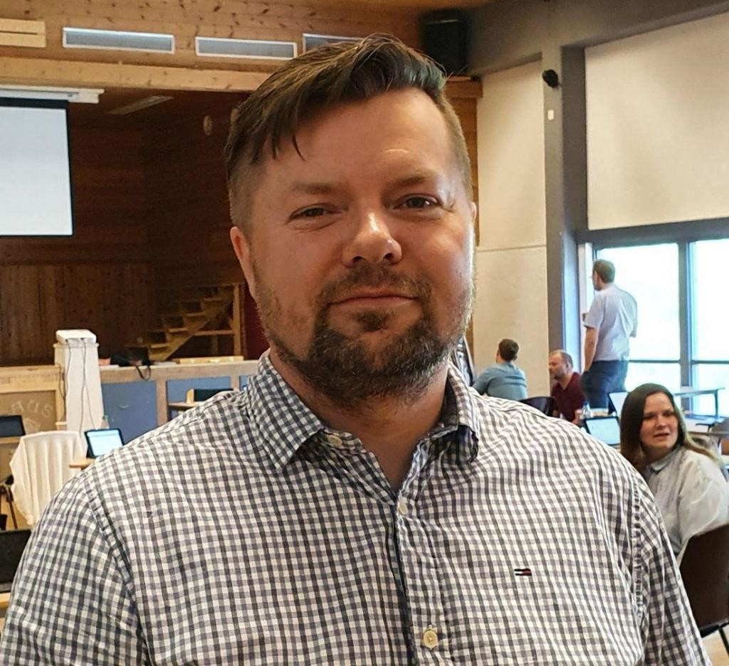 Kommunalsjef Hans Solbrekken Ruud. Foto: Arne Heimestøl