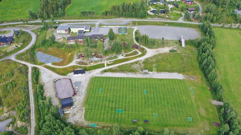 Hedalen stadion. Foto: Helge Nordby