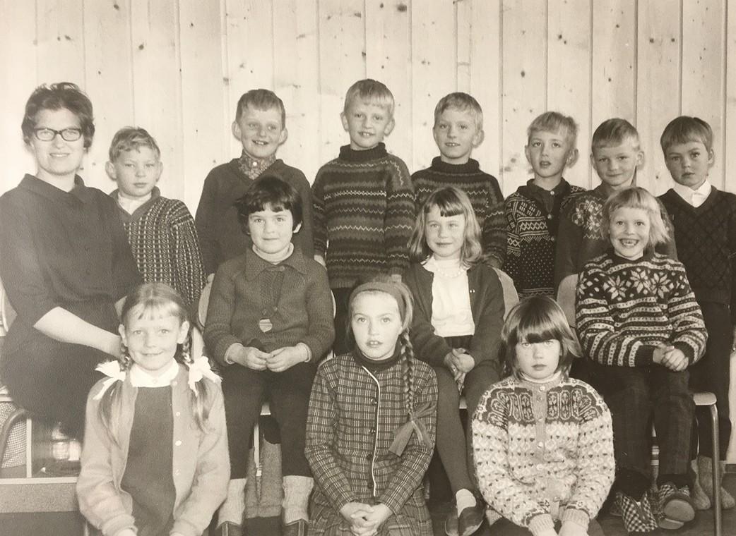 Klassebilde fra 1975