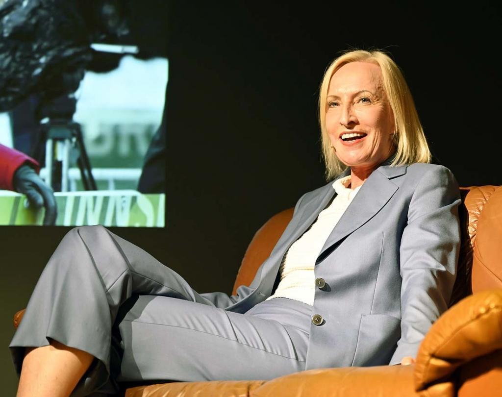 Karen Marie Ellefsen. Foto: Arne G. Perlestenbakken
