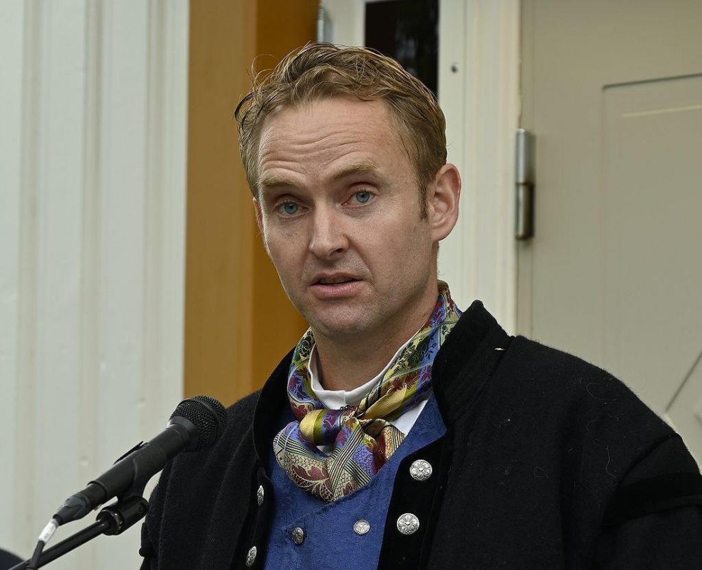 Tor Anders Perlestenbakken er assisterende institusjonssjef ved Fekjær psykiatriske senter. Foto: Arne G. Perlestenbakken