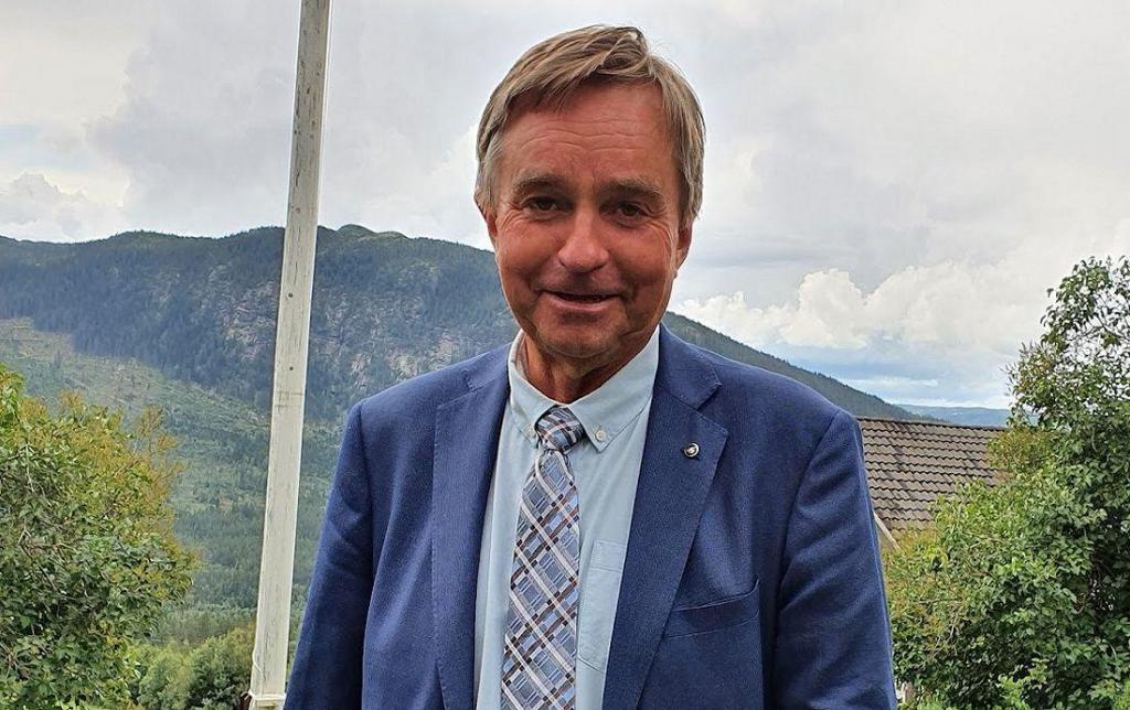 Tore Hagebakken (Ap) er medlem av Stortingets helse- og omsorgskomité. Foto: Arne Heimestøl