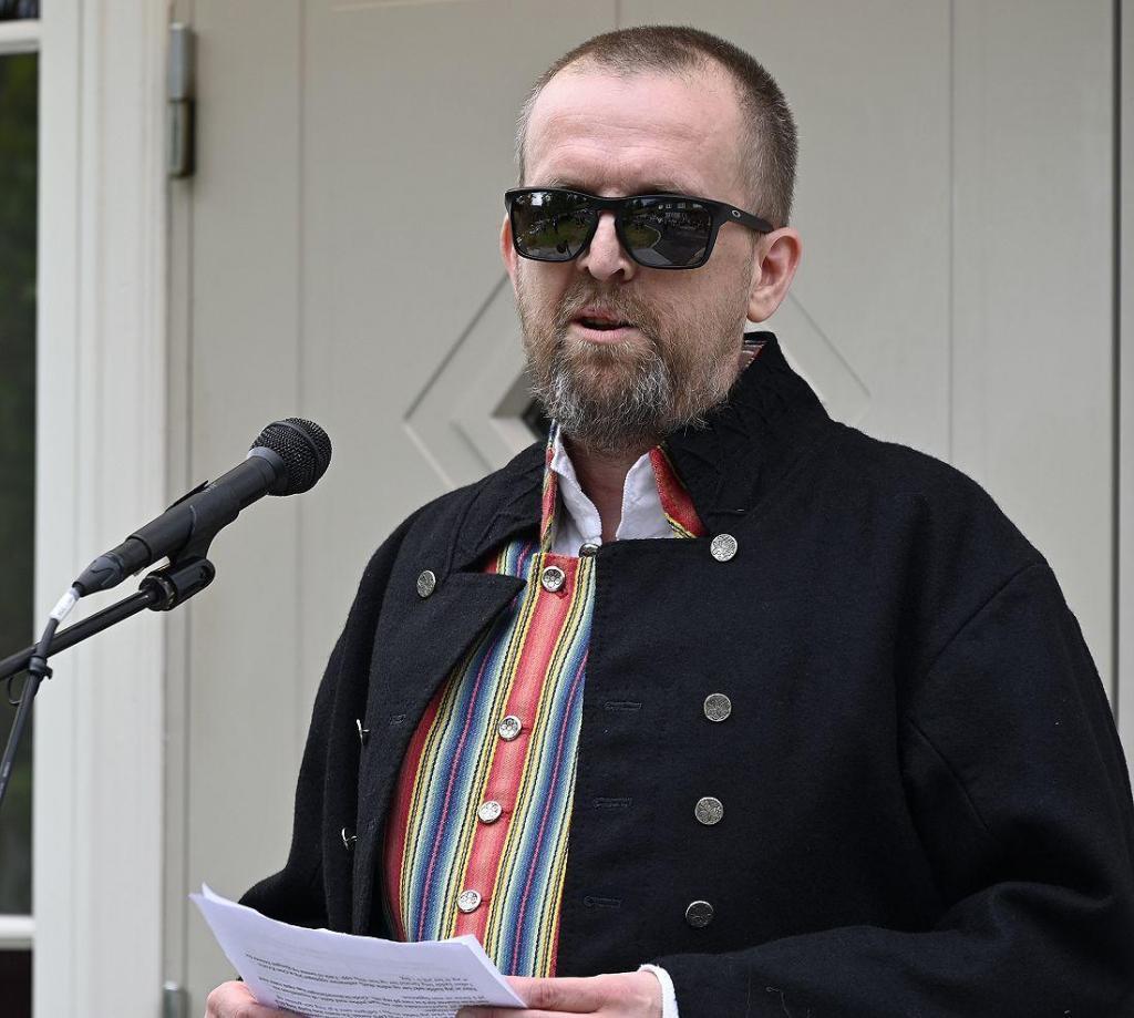 Roy Arne Børseth. Foto: Arne G. Perlestenbakken