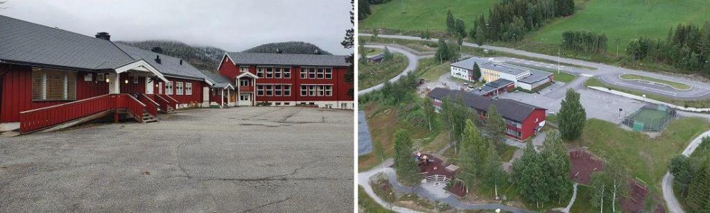 Skolene i Begnadalen og Hedalen