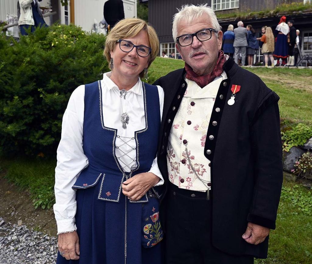 Enhetsleder Gunn Kristin Løken ved Gjøvik psykiatriske avdeling er tilbake til Fekjær etter mange år