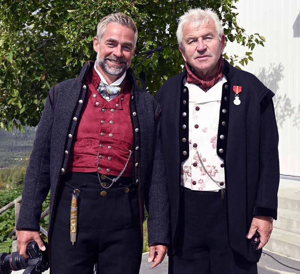 Håvard Haug og Elling