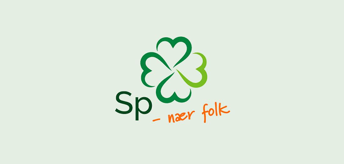 Senterpartiets logo