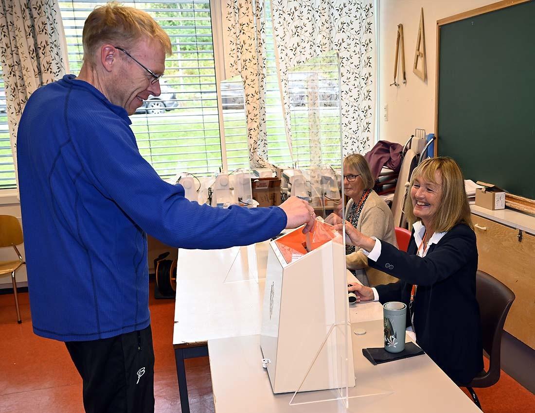 Stortingsvalget 2021