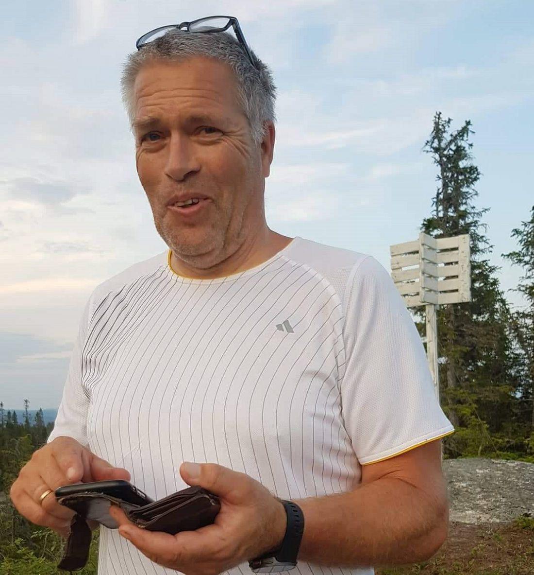 Svenn Olav Fossholt