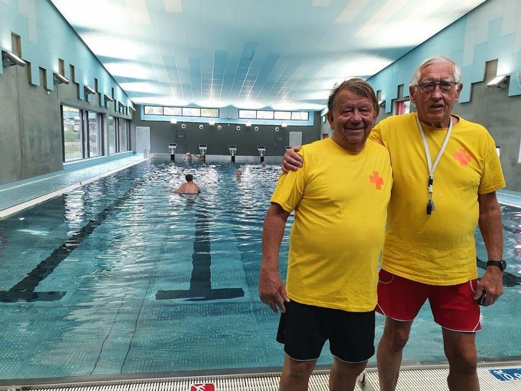 Svømmehallen i Bagn