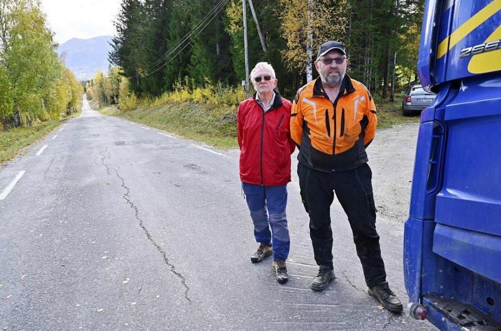 Magne Ruud og Einar Bruskerud