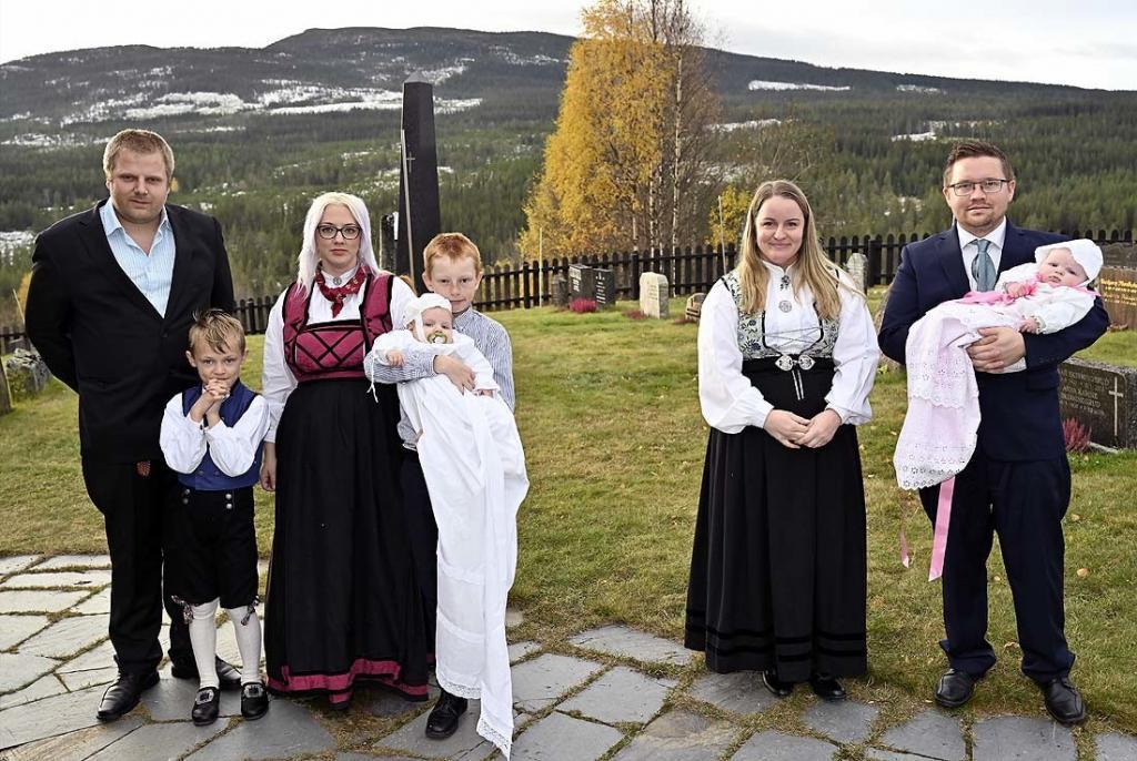 Dåpsfamiliene