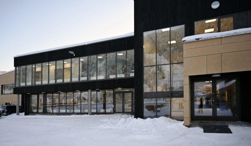 Sør-Aurdalshallen. Foto: Arne G. Perlestenbakken